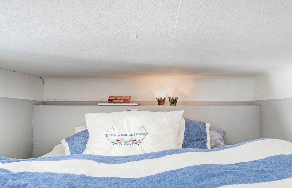 Фотография: Прочее в стиле , Скандинавский, Малогабаритная квартира, Квартира, Швеция, Дома и квартиры, Стена – фото на INMYROOM