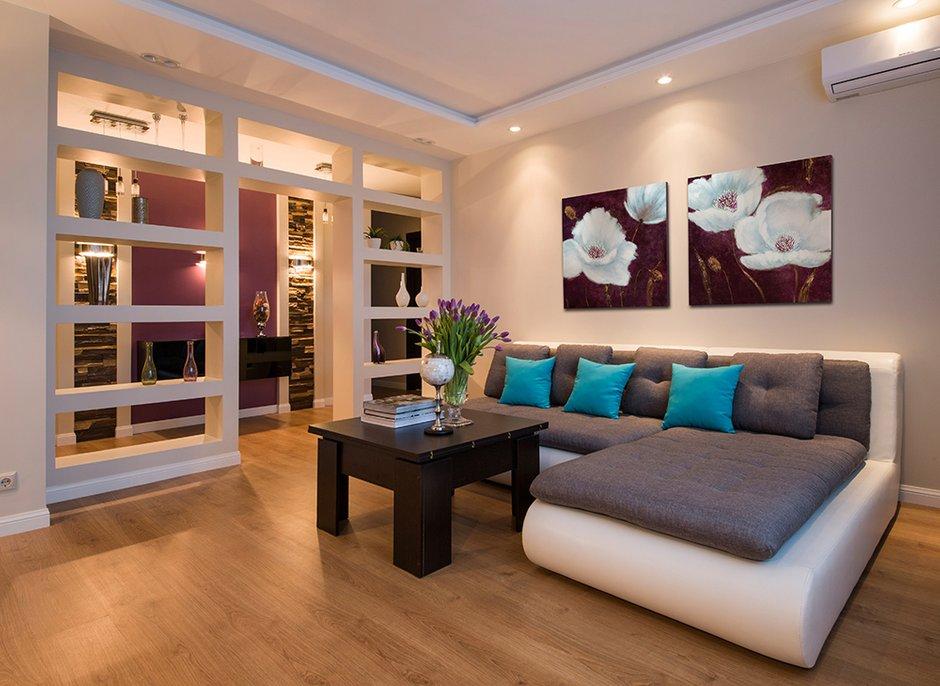 Фотография:  в стиле , Квартира, Проект недели, NW-Interior – фото на INMYROOM
