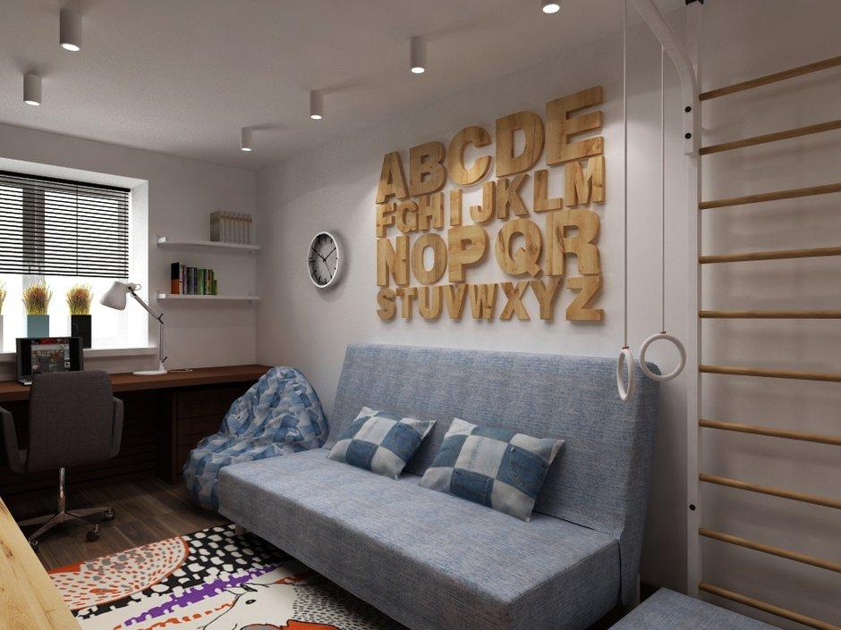 Фотография: Детская в стиле Современный, Декор интерьера, Квартира, Дома и квартиры, IKEA, Проект недели, Градиз – фото на INMYROOM