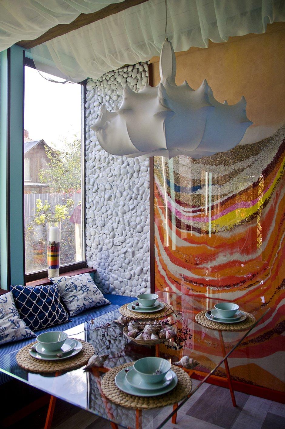 Фотография: Кухня и столовая в стиле Восточный, Квартира, Дом, Дома и квартиры, Дача – фото на INMYROOM