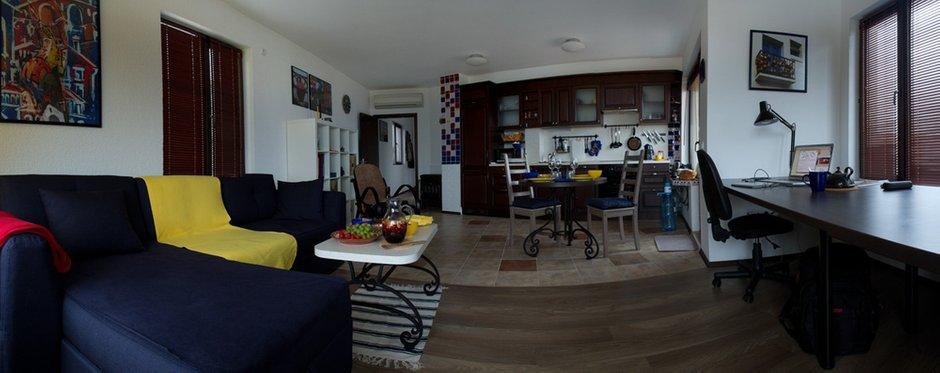 Фотография: Прочее в стиле , Декор интерьера, Квартира, Цвет в интерьере, Дома и квартиры, Стены – фото на InMyRoom.ru