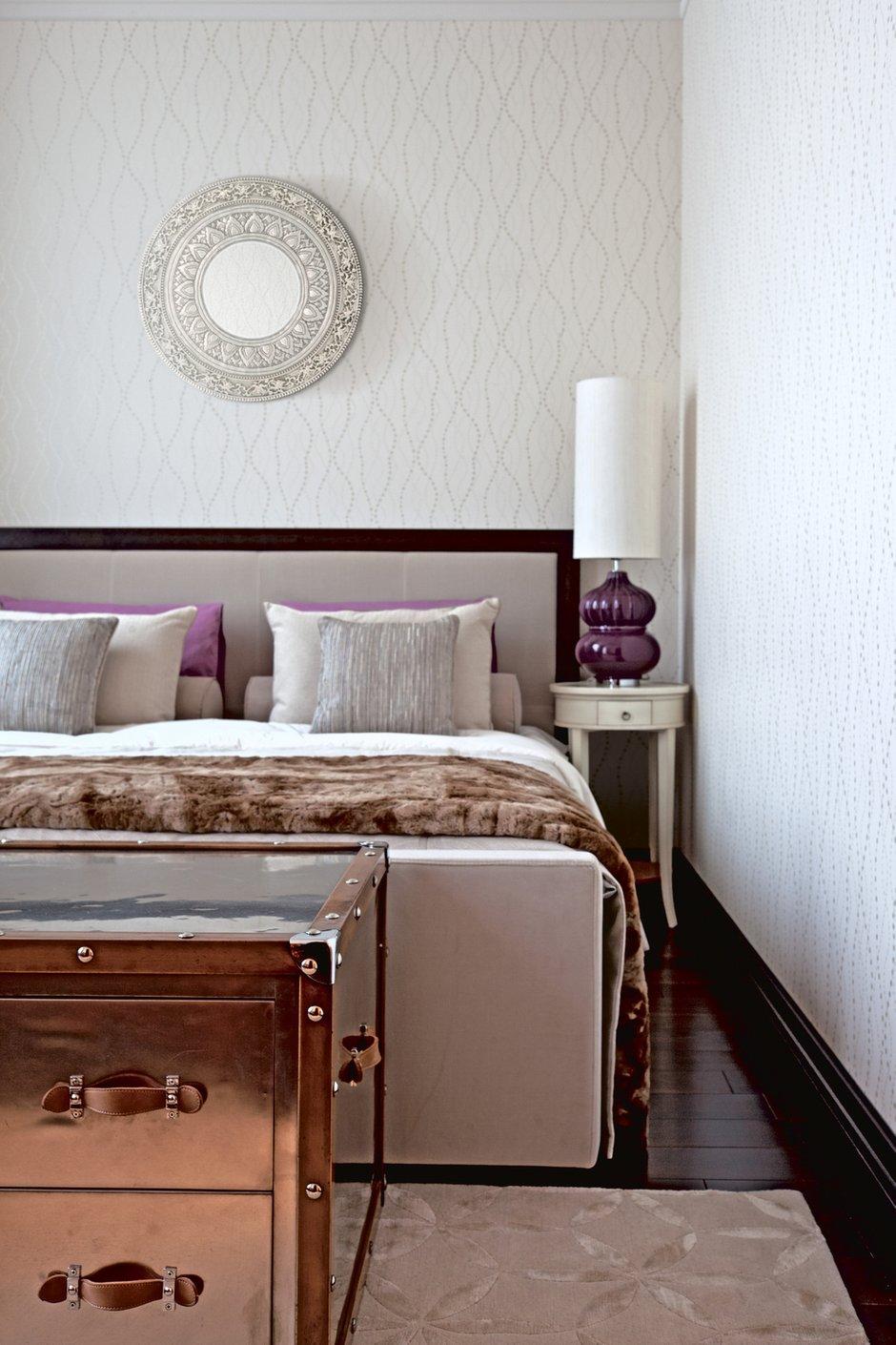 Фотография: Спальня в стиле Восточный, Эклектика, Дом, Дома и квартиры – фото на INMYROOM