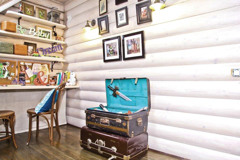 Фотография: Декор в стиле , Детская, Дом, Интерьер комнат, Проект недели, Женя Жданова – фото на InMyRoom.ru