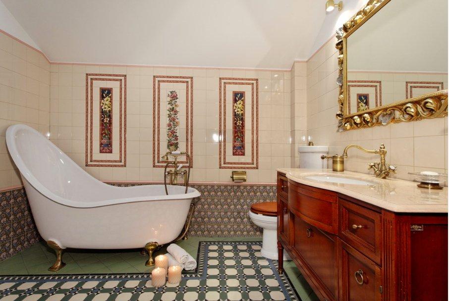 Фотография: Ванная в стиле Классический, Прованс и Кантри, Современный, Декор интерьера – фото на INMYROOM