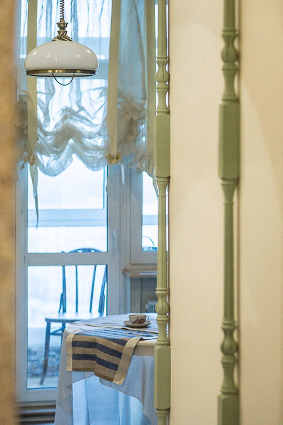 Фотография:  в стиле , Прованс и Кантри, Классический, Эклектика, Квартира, Проект недели – фото на InMyRoom.ru