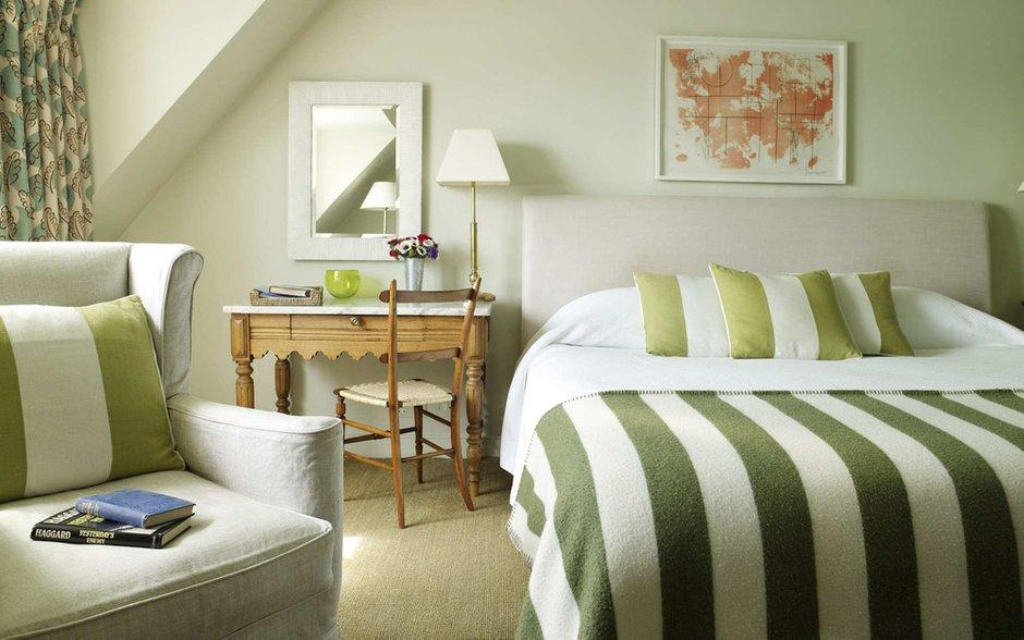 Фотография: Спальня в стиле Прованс и Кантри, Современный, Декор интерьера, Квартира, Дизайн интерьера, Цвет в интерьере – фото на INMYROOM