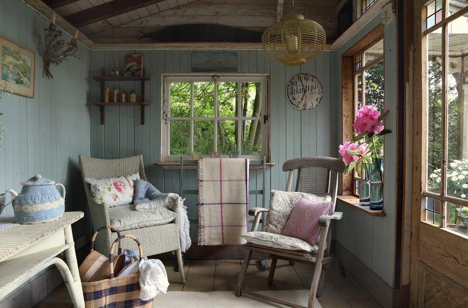 Фотография: Прихожая в стиле Прованс и Кантри, Дом, Дома и квартиры, Дача, Шебби-шик – фото на INMYROOM