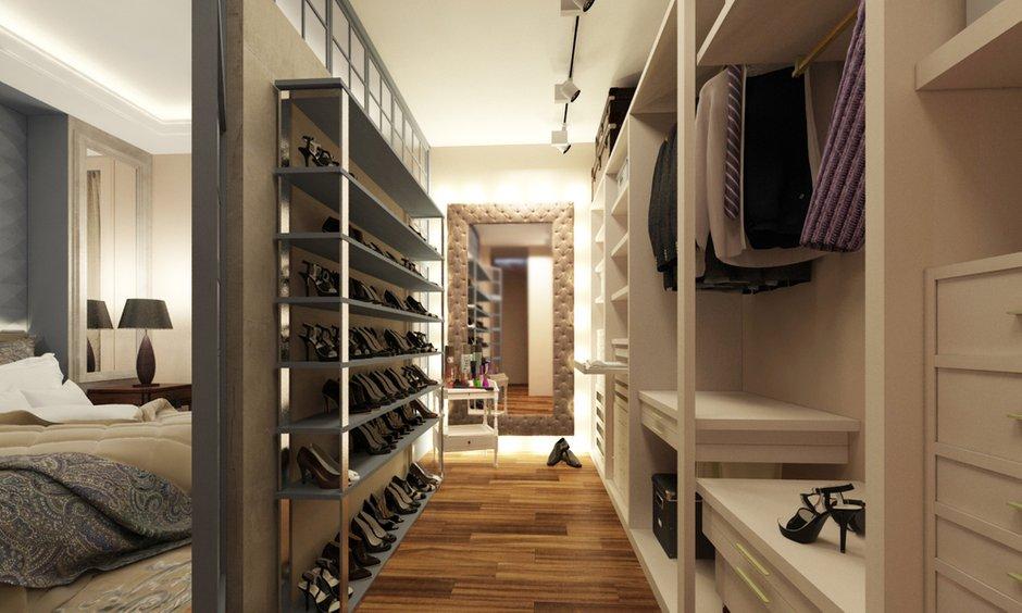 Фотография:  в стиле , Квартира, Дома и квартиры, Проект недели, Переделка – фото на INMYROOM