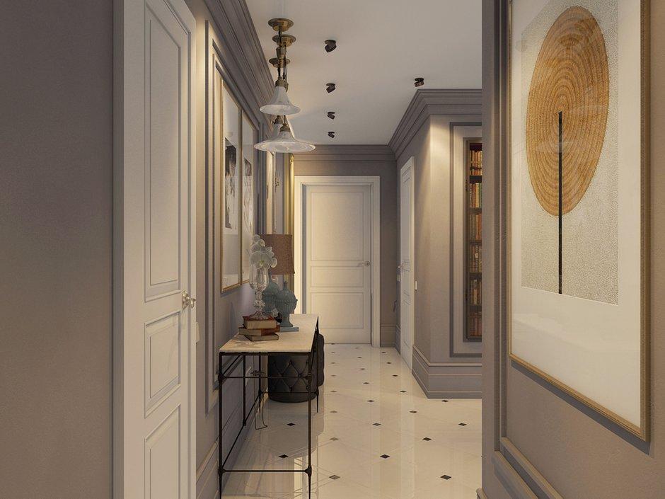 Фотография: Прихожая в стиле , Лофт, Квартира, Дома и квартиры – фото на INMYROOM