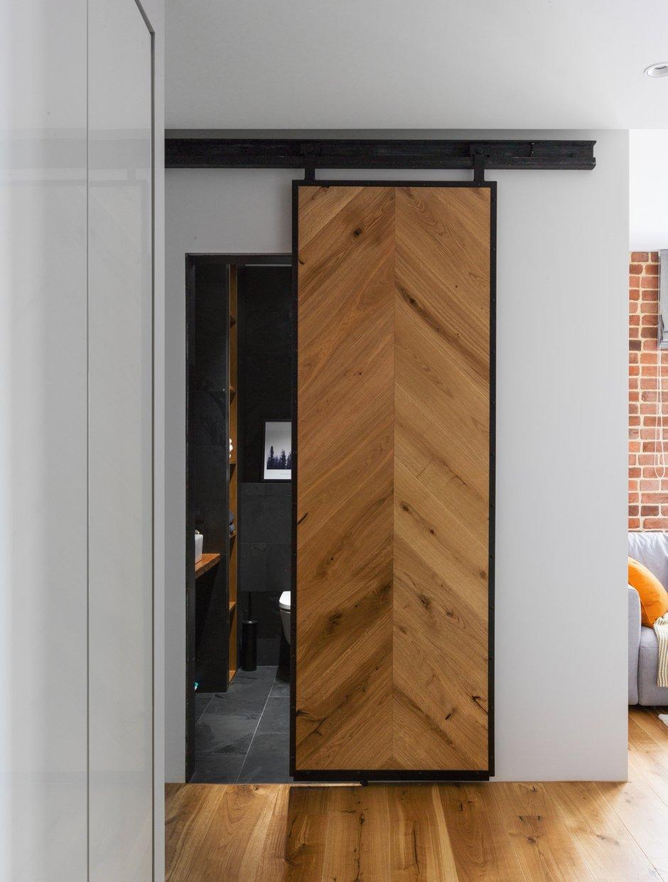 Фотография: Прихожая в стиле Современный, Квартира, Проект недели, Geometrium, Монолитный дом, 2 комнаты, 60-90 метров, ЖК «Сколковский» – фото на INMYROOM