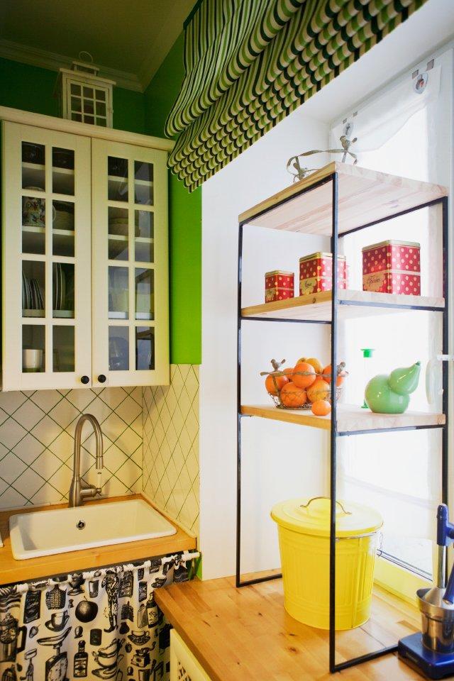 Фотография: Кухня и столовая в стиле , DIY, Квартира, Дома и квартиры, IKEA – фото на INMYROOM