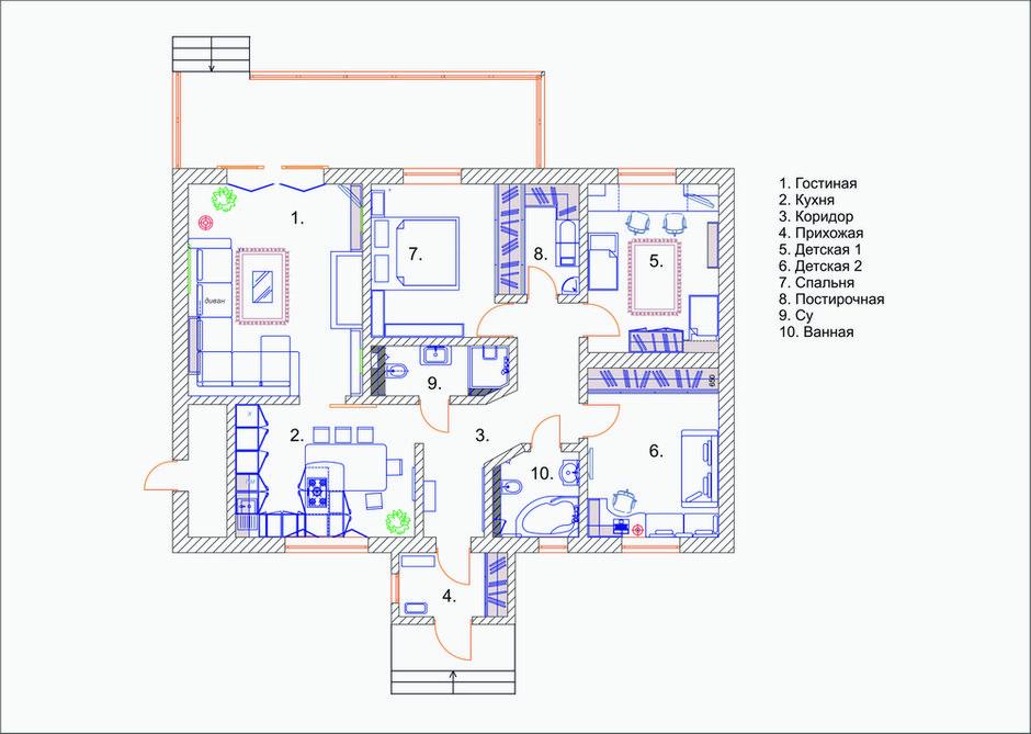 Фотография: Прочее в стиле , Декор интерьера, Дом, Декор, Цвет в интерьере, Дома и квартиры, Средиземноморский, Греция – фото на INMYROOM