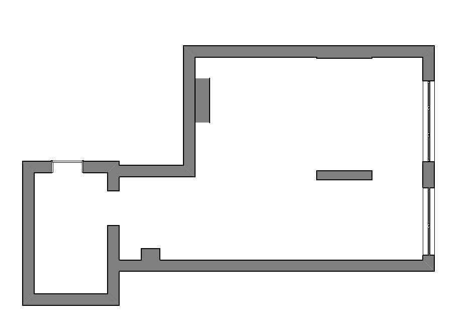 Фотография: Планировки в стиле , Классический, Современный, Эклектика, Квартира, Flos, Gubi, Белый, Проект недели, Москва, Серый, Коричневый, Philips, Перегородки, Vibia, Manders, Cosmorelax, кухня-гостиная, TopCer, Aster, FonBureau, если в комнате нет окна, комната без окна, идеи для комнаты без окна, Centrsvet, кухня-гостиная со входами в спальни, обустройство отдельной гардеробной, спальня с гардеробом, интерьер кабинета, кухня-гостиная дизайн, сценарии освещения, гардеробная в квартире, покрытие паркет, как оформить трехкомнатную квартиру, дизайн трехкомнатной квартиры, спальня без окна, Breuer, «Бобр-паркет» – фото на INMYROOM