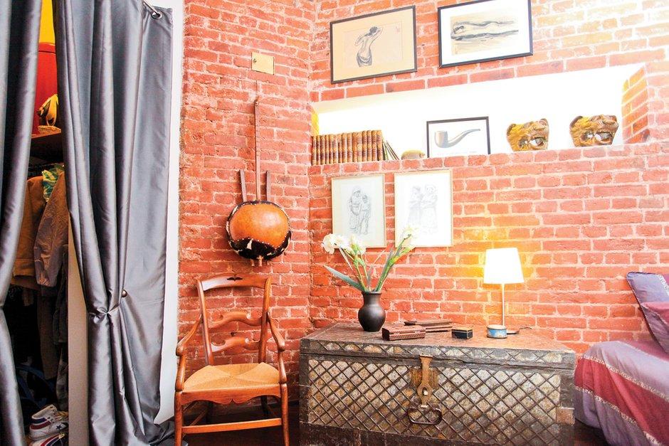 Фотография: Декор в стиле Лофт, Декор интерьера, Дом, Дома и квартиры, Стена – фото на INMYROOM