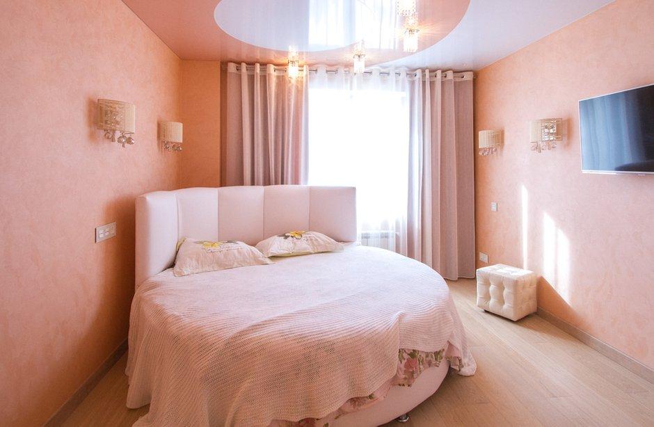 Фотография: Спальня в стиле Современный, Хай-тек, Классический, Квартира, Проект недели – фото на INMYROOM