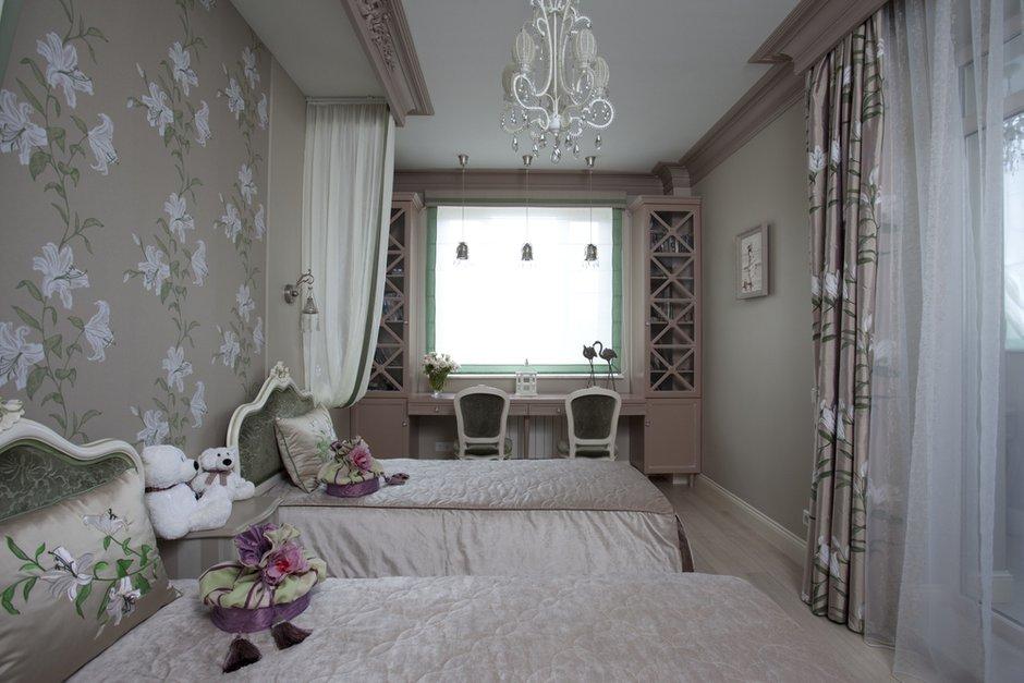 Фотография: Детская в стиле Классический, Декор интерьера, Интерьер комнат, Проект недели, Марина Поклонцева – фото на INMYROOM