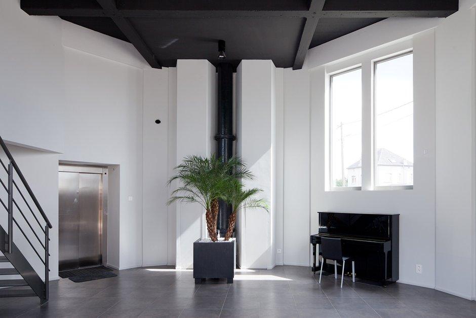 Фотография:  в стиле Скандинавский, Современный, Дом, Бельгия, Дома и квартиры – фото на INMYROOM