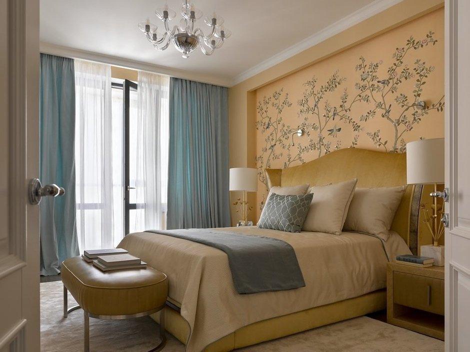 Фотография: Спальня в стиле Классический, Современный, Декор интерьера, Советы, Есения Семипядная – фото на INMYROOM