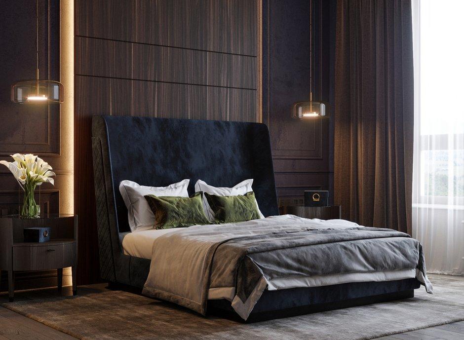 Фотография: Спальня в стиле Современный, Квартира, Проект недели, Москва, 3 комнаты, 60-90 метров, Кирилл Сахаров – фото на INMYROOM