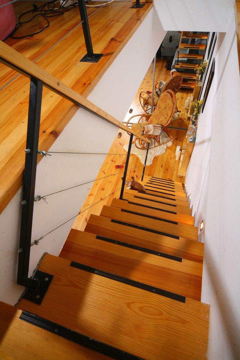 Фотография: Прихожая в стиле Лофт, Современный, Дом, Дома и квартиры – фото на INMYROOM