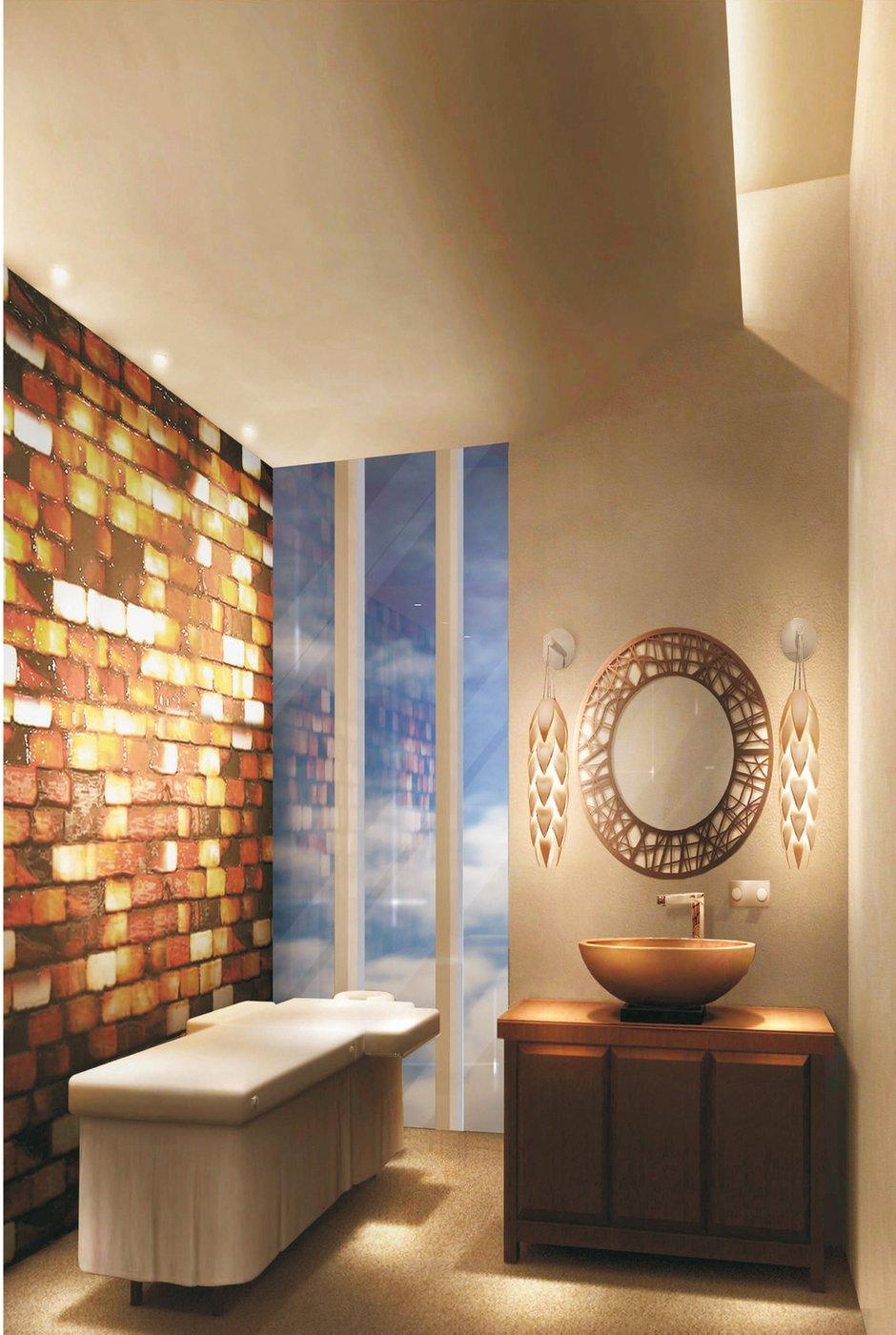 Фотография: Ванная в стиле Современный, Дома и квартиры, Городские места, Отель, Проект недели – фото на INMYROOM