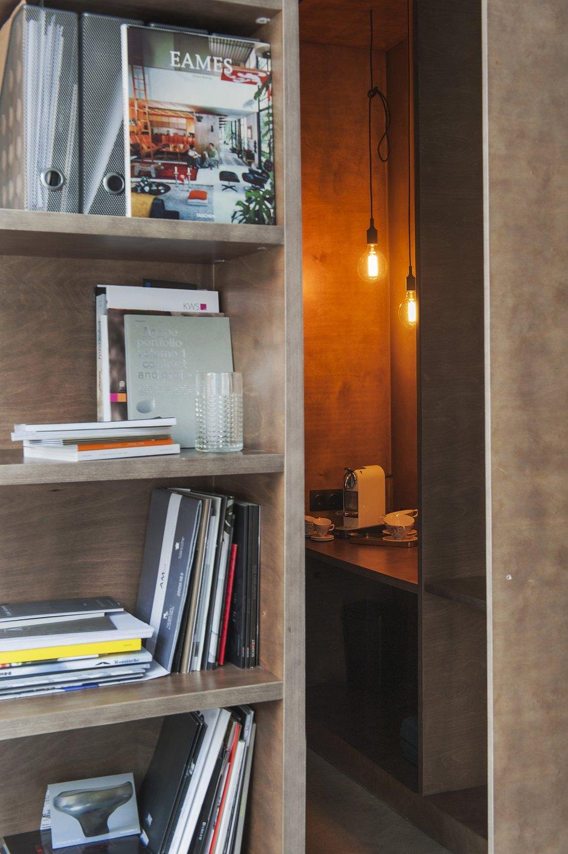 Фотография: Детская в стиле Современный, Лофт, Офисное пространство, Офис, Проект недели, Москва, Валерия Дзюба, Nido Interiors – фото на INMYROOM