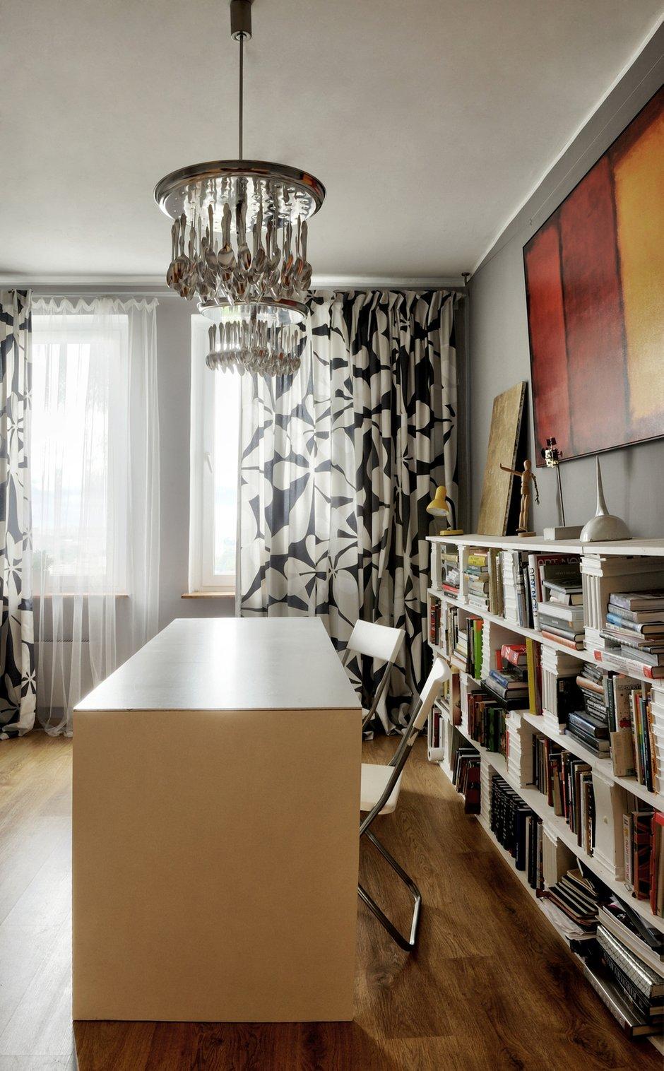 Фотография: Кухня и столовая в стиле Современный, DIY, Малогабаритная квартира, Квартира, Дома и квартиры, Переделка – фото на INMYROOM