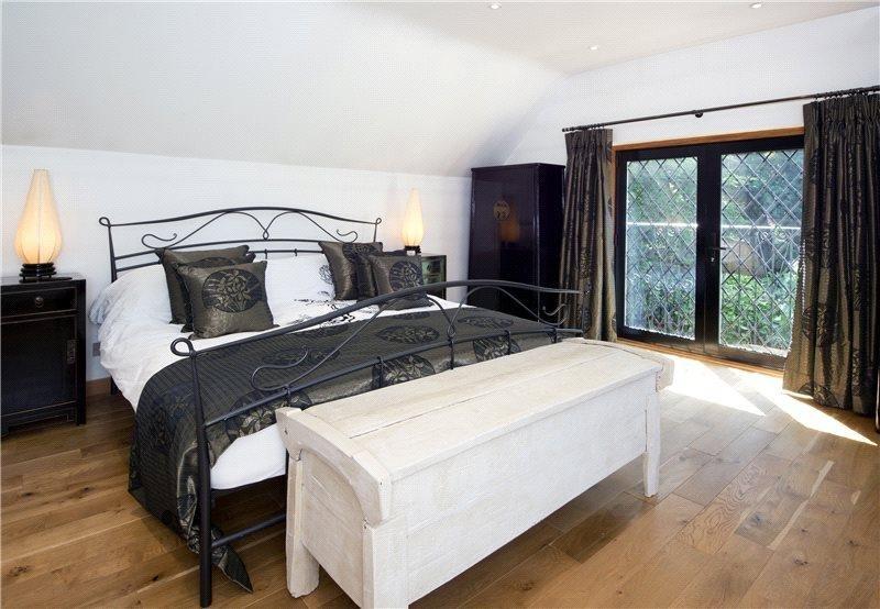 Фотография: Спальня в стиле Скандинавский, Дом, Дома и квартиры – фото на INMYROOM