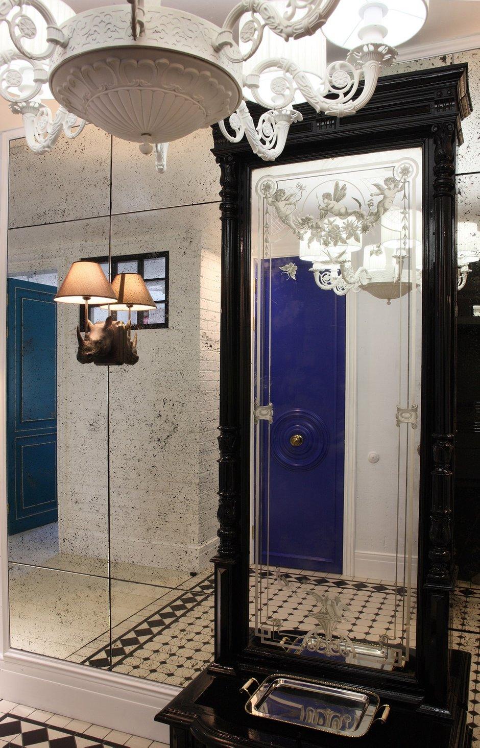 Фотография: Прихожая в стиле Прованс и Кантри, Эклектика, Квартира, Проект недели – фото на INMYROOM