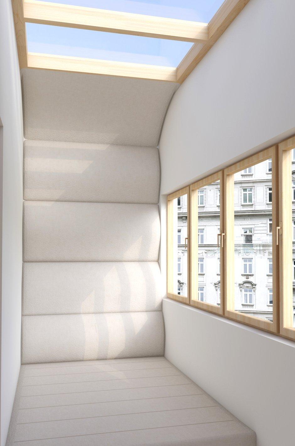 Фотография: Балкон, Терраса в стиле , Квартира, Дома и квартиры, Минимализм, Проект недели – фото на InMyRoom.ru