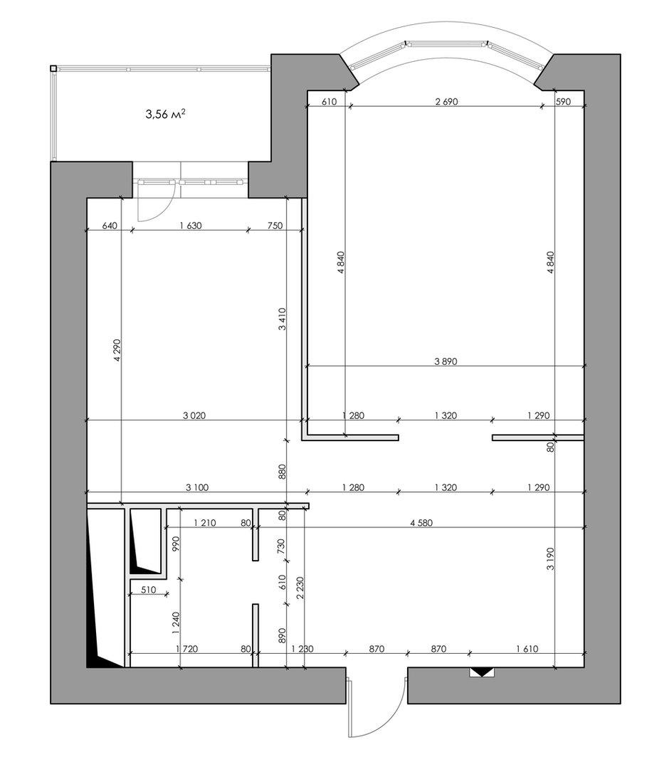 Фотография: Планировки в стиле , Квартира, Дома и квартиры, IKEA, Проект недели, Москва – фото на INMYROOM