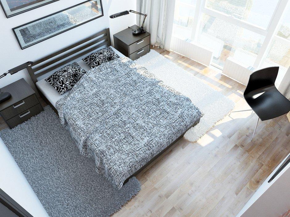 Фотография: Спальня в стиле Лофт, Современный, Хай-тек, Декор интерьера, Квартира, Globo, Massive, Дома и квартиры, IKEA, Проект недели, Ideal Lux – фото на INMYROOM