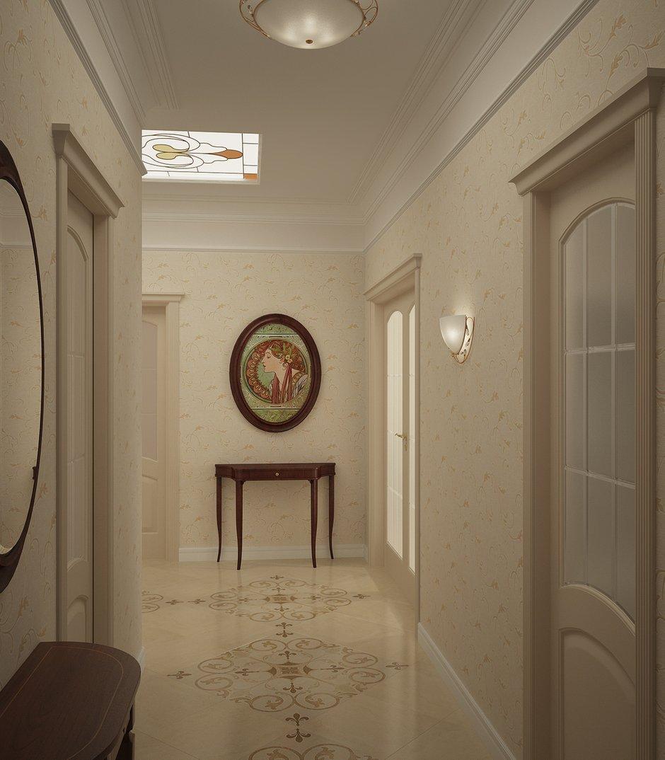 Фотография: Прихожая в стиле Классический, Квартира, Дома и квартиры, Москва – фото на INMYROOM