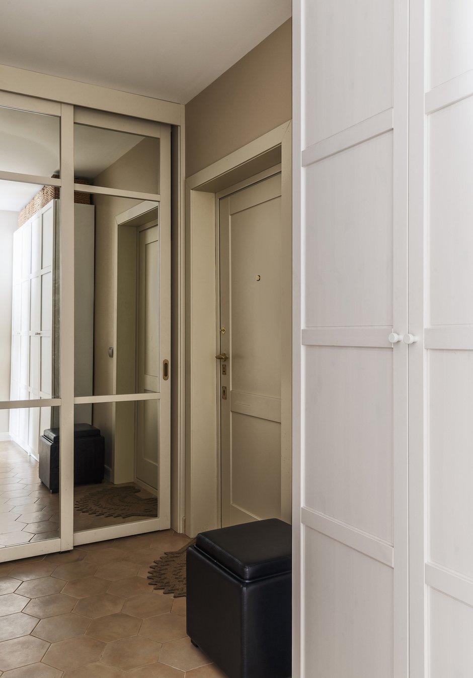 Фотография: Прихожая в стиле Современный, Квартира, Проект недели, Москва, 1 комната, 40-60 метров, Монолитно-кирпичный, Светлана Краснова, ПРЕМИЯ INMYROOM – фото на INMYROOM