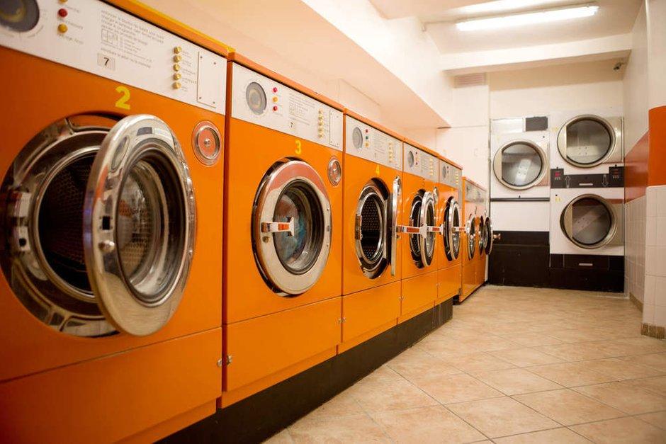Фотография: Прочее в стиле Современный, Кухня и столовая, Тема месяца, стиральная машина, история кухни, история стиральной машины, эволюция стиральной машины – фото на INMYROOM