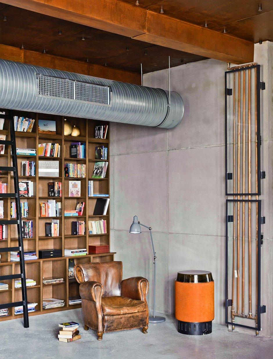 Фотография:  в стиле Лофт, Декор интерьера, Квартира, Дома и квартиры, Проект недели, Илья Беленя – фото на INMYROOM