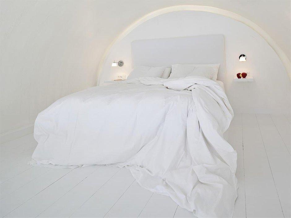 Фотография: Спальня в стиле Современный, Дома и квартиры, Городские места, Отель, Проект недели – фото на InMyRoom.ru