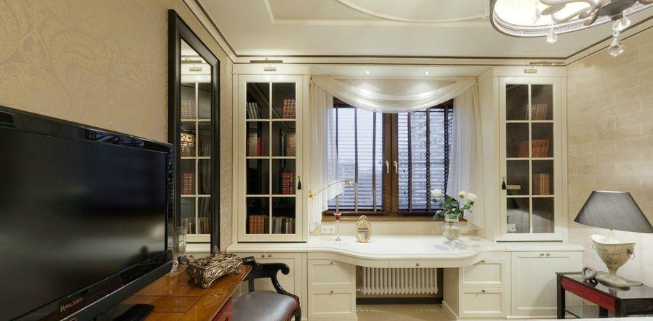 Фотография: Офис в стиле Классический, Современный, Спальня, Декор интерьера, Интерьер комнат, Проект недели – фото на INMYROOM