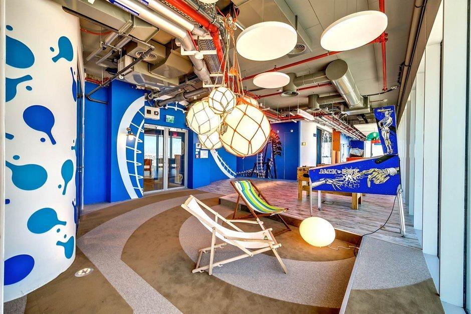 Фотография:  в стиле Лофт, Современный, Декор интерьера, Офисное пространство, Офис, Дома и квартиры, Проект недели, Тель-Авив – фото на INMYROOM