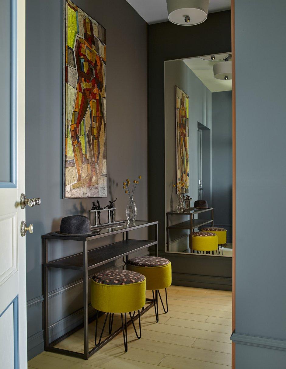 Фотография: Прихожая в стиле Современный, Квартира, Проект недели, Монолитный дом, 2 комнаты, 40-60 метров, Наталья Митракова, ЖК «Маршал» – фото на INMYROOM
