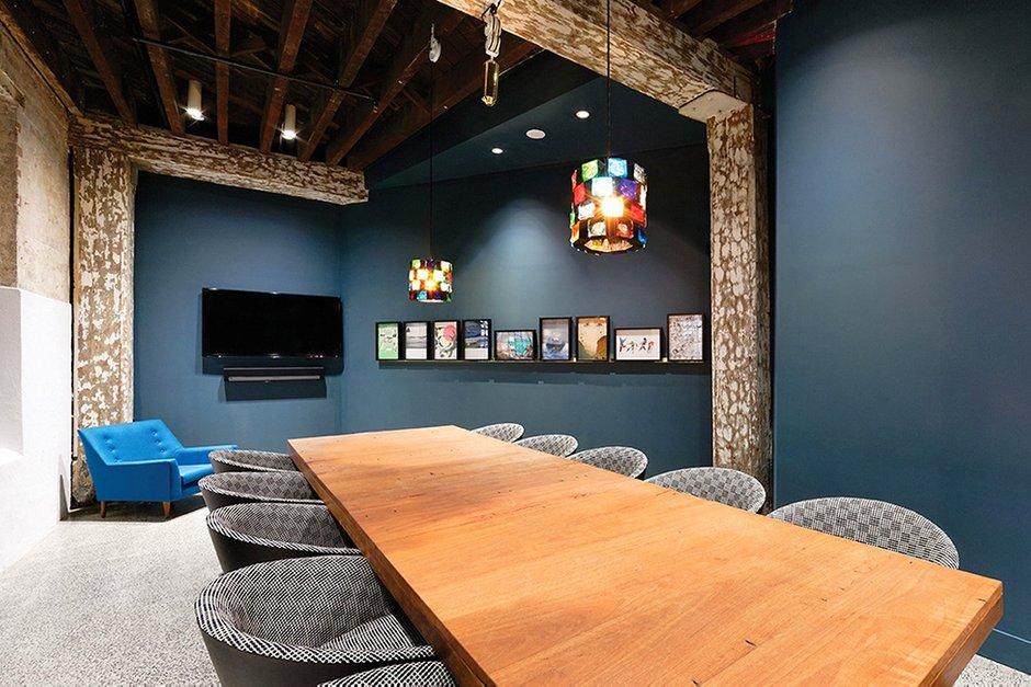 Фотография: Офис в стиле Лофт, Современный, Дома и квартиры, Городские места, Отель, Проект недели – фото на INMYROOM