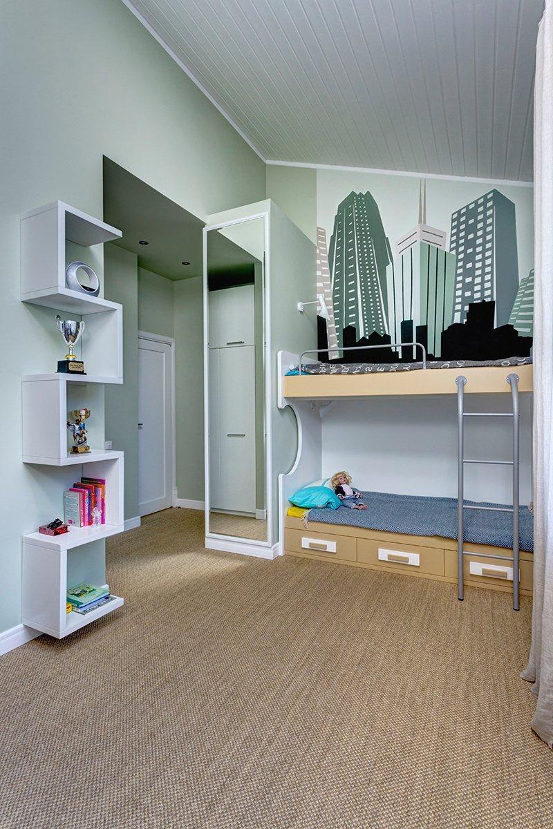 Фотография: Детская в стиле Современный, Проект недели, Подмосковье – фото на INMYROOM