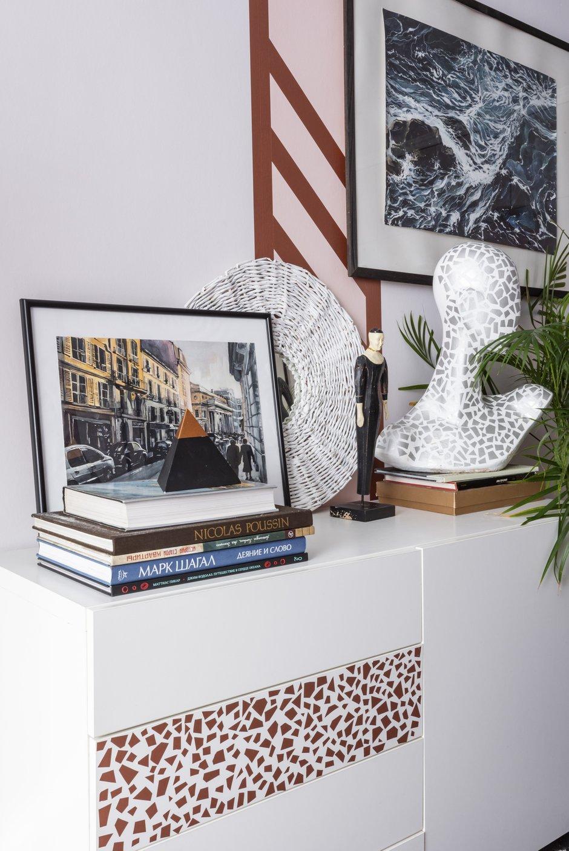 Фотография: Спальня в стиле Современный, Квартира, Проект недели, Челябинск, 1 комната, 40-60 метров, Денис Тарасенко – фото на INMYROOM