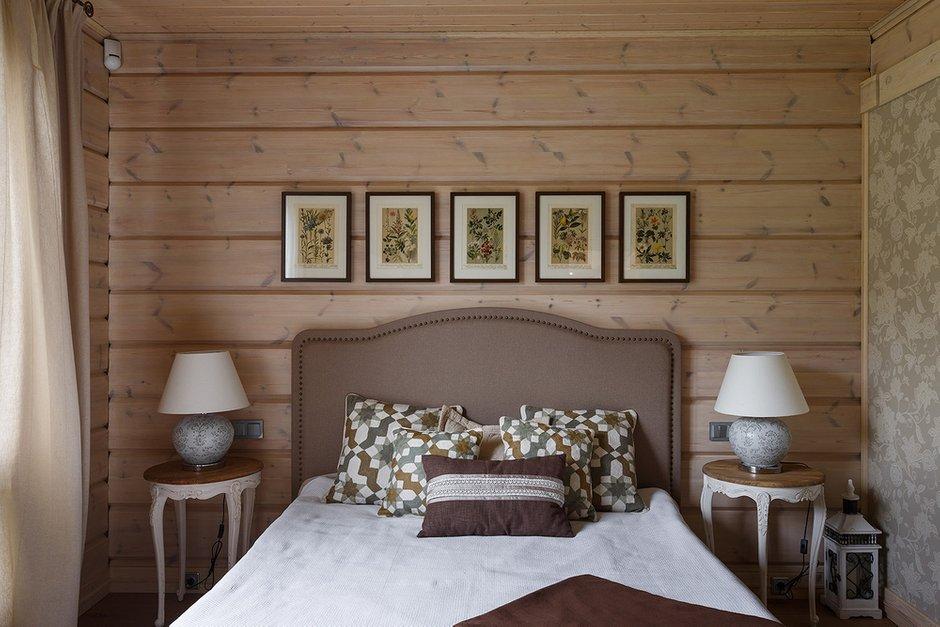 Фотография: Спальня в стиле , Классический, Дом, Дома и квартиры, Проект недели, Дача – фото на INMYROOM