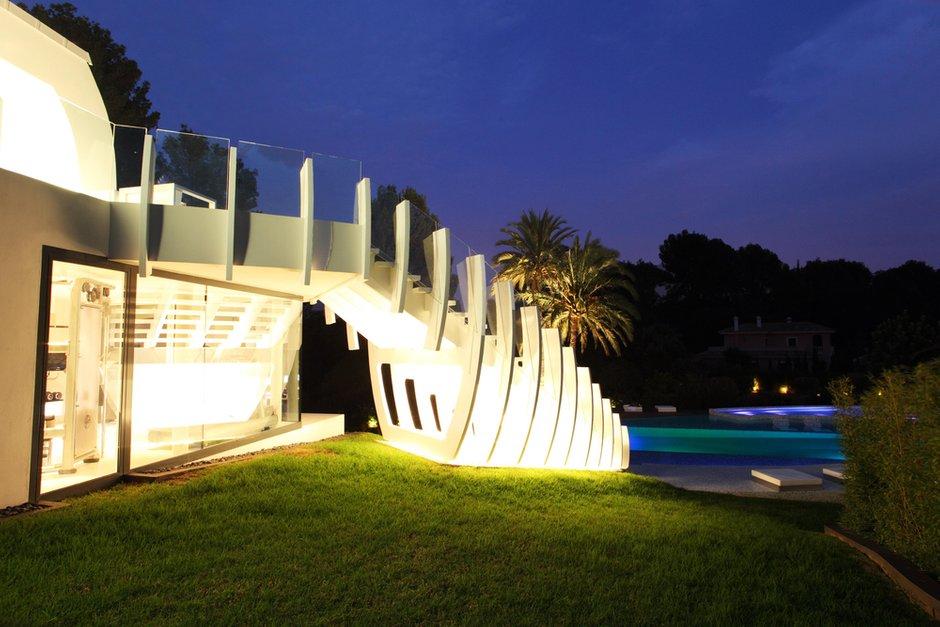 Фотография: Архитектура в стиле Современный, Декор интерьера, Дом, Дома и квартиры – фото на INMYROOM