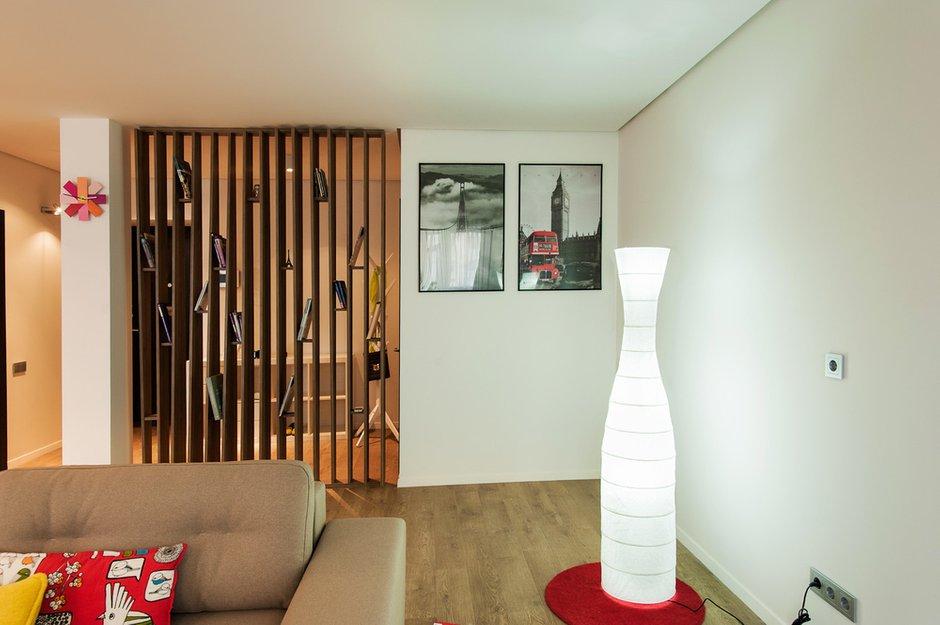 Фотография: Гостиная в стиле Лофт, Скандинавский,  – фото на INMYROOM