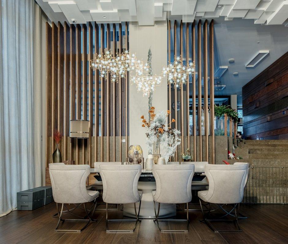 Фотография: Кухня и столовая в стиле Классический, Современный, Декор интерьера, Дом, Рождество – фото на INMYROOM