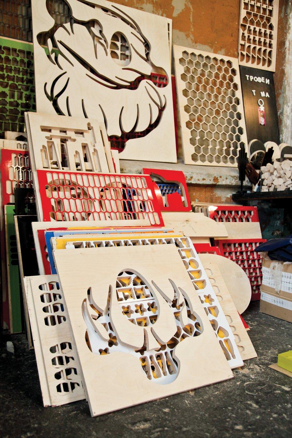 Фотография: Прочее в стиле , Современный, Карта покупок, Archpole, Индустрия – фото на INMYROOM