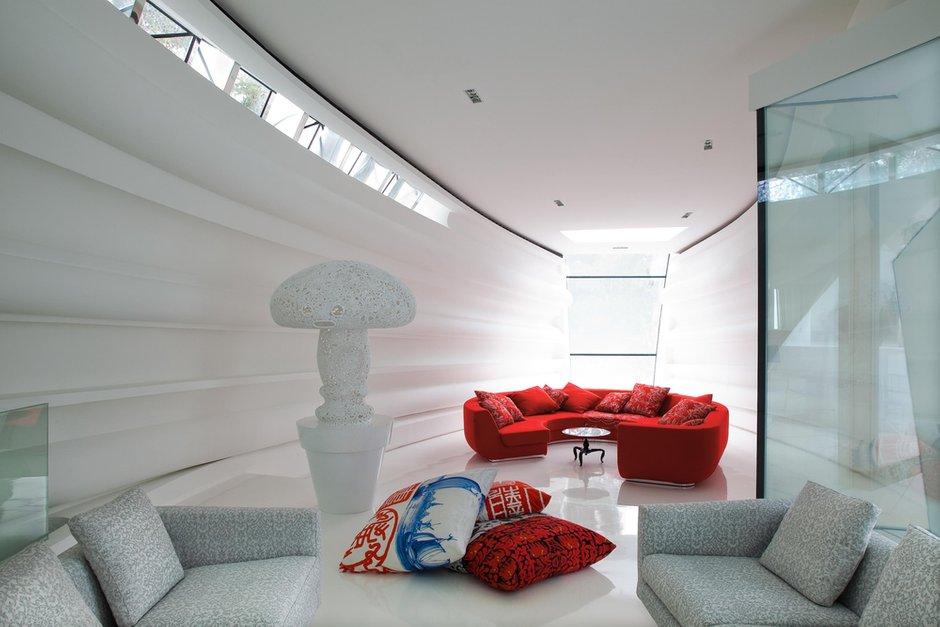 Фотография: Гостиная в стиле Современный, Эклектика, Декор интерьера, Дом, Дома и квартиры – фото на INMYROOM