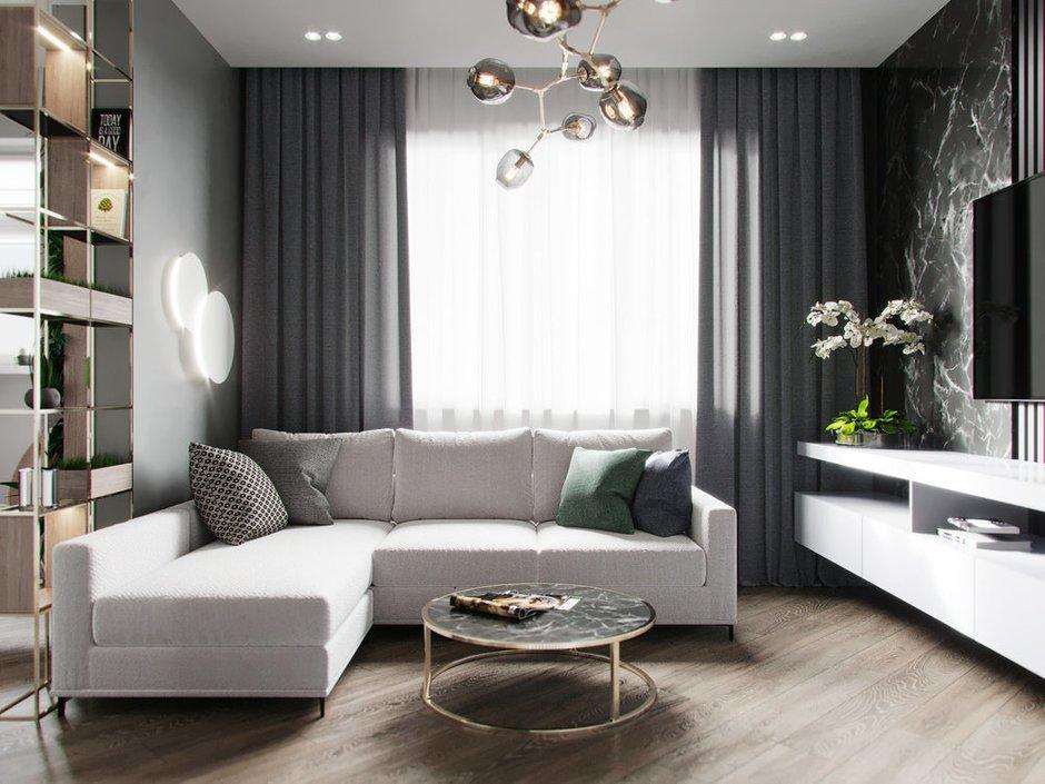 Фотография: Гостиная в стиле Современный, Miele, Гид, G7000 – фото на INMYROOM